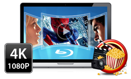 Play AVCHD, HD&SD videos with great audio visual effect