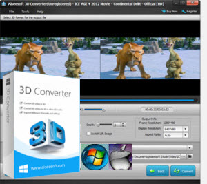 Best UFUWare 2D to 3D Converter (for Mac/Windows)