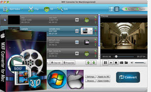 Best UFUWare MXF Video Converter (for Mac)